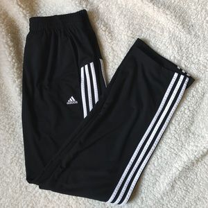 XL Adidas Joggers Track pant with pockets